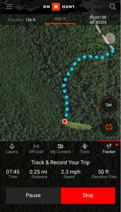 OnX Hunt The New Era In Hunt Mapping - Onx map app