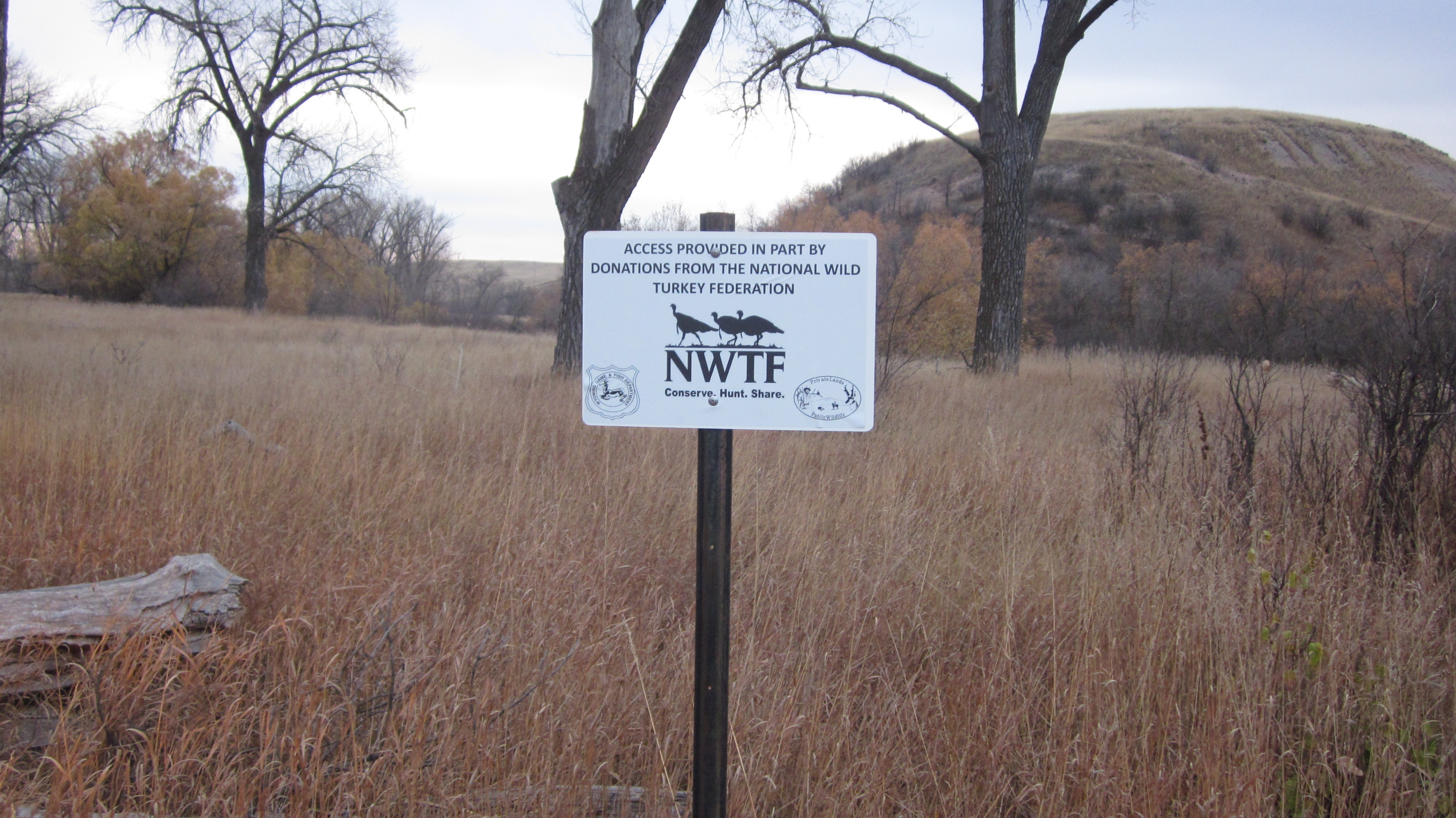 NWTF helps open hunting access across Wyoming